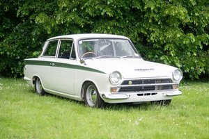 1965 Ford Cortina Lotus MK1 NO RESERVE For Sale by Auction