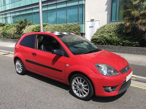 2008  (08) Ford Fiesta Zetec S 30th Anniversary RARE 1 Owner