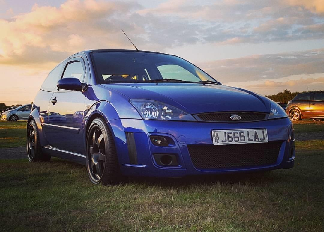Ford Focus RS (2002) For Sale (picture 1 of 6)