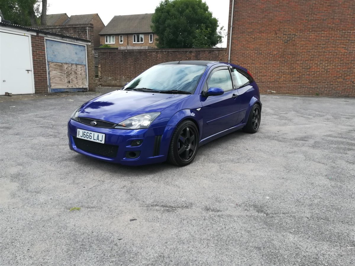 Ford Focus RS (2002) For Sale (picture 2 of 6)
