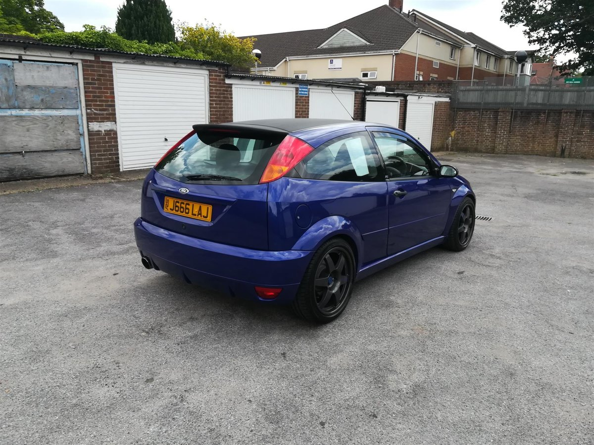 Ford Focus RS (2002) For Sale (picture 4 of 6)