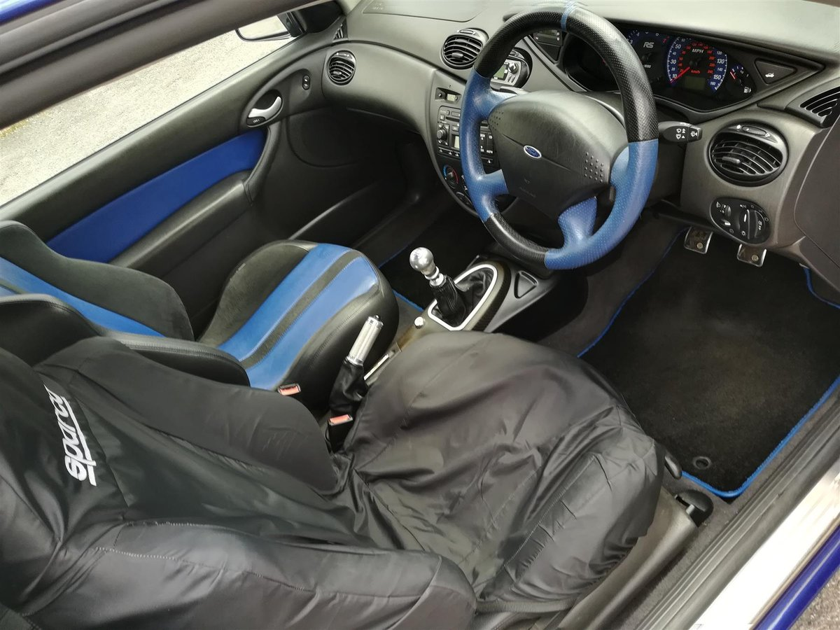 Ford Focus RS (2002) For Sale (picture 6 of 6)