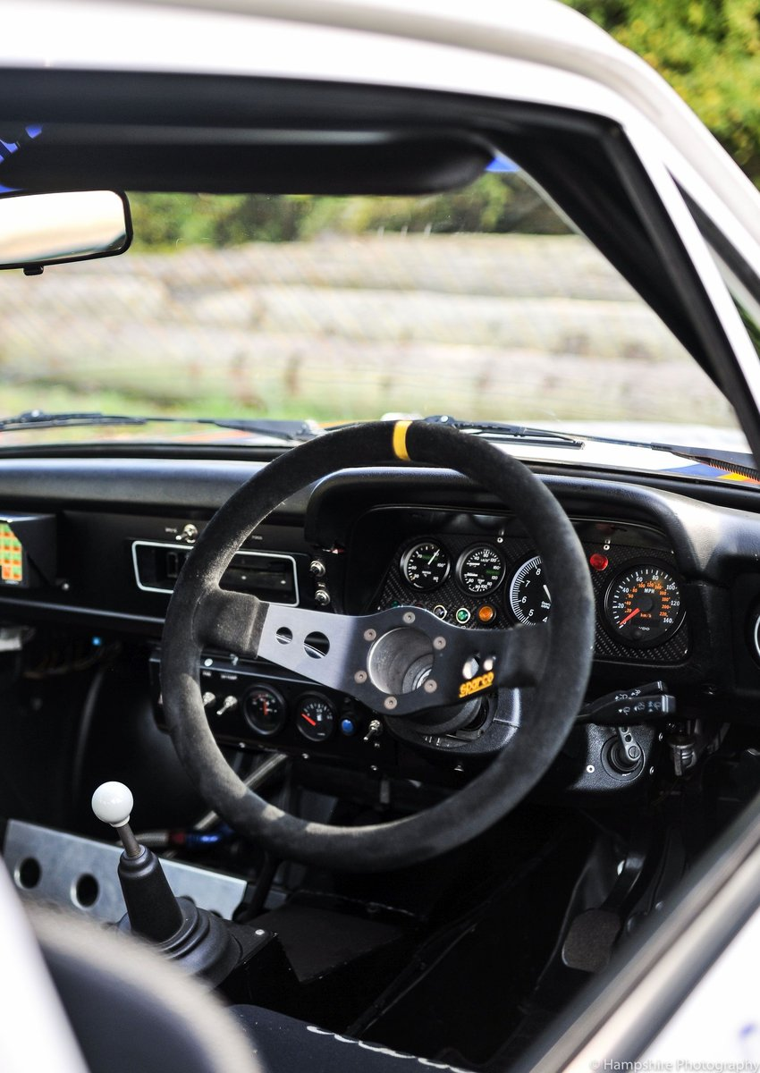 1978 Ford Escort Mexico Mk II Group 4 Rally Car Evocation For Sale (picture 2 of 6)
