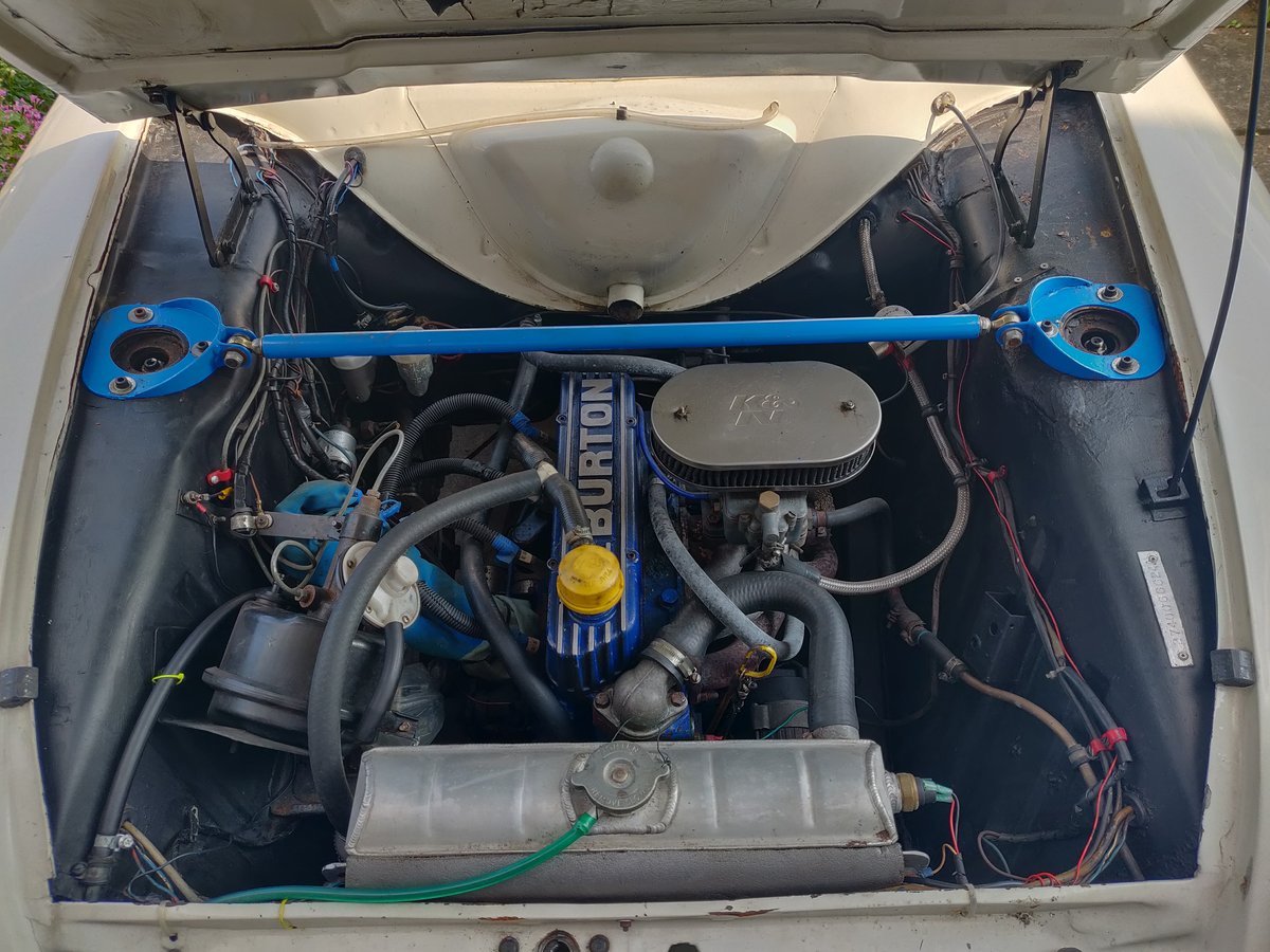 Cortina MK1 GT Rally Car For Sale (picture 3 of 6)