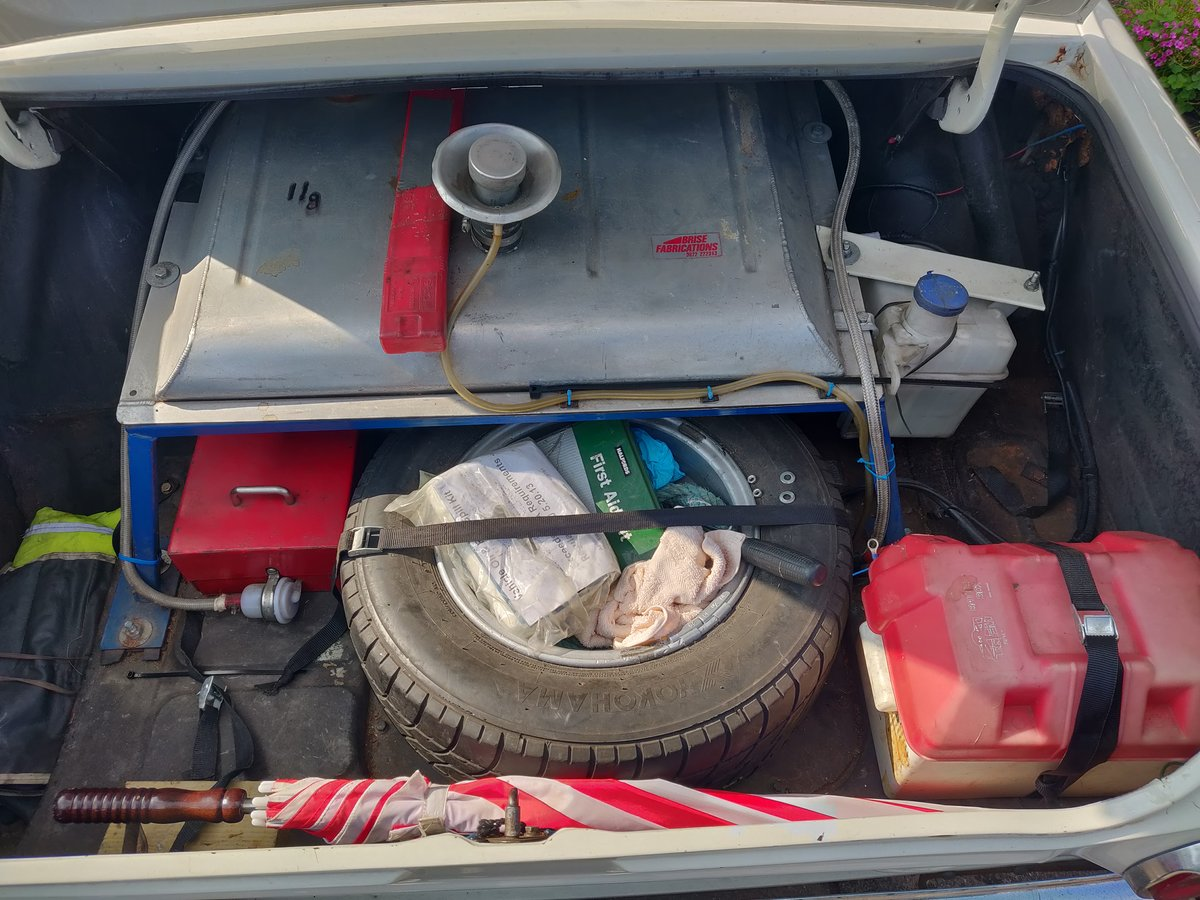 Cortina MK1 GT Rally Car For Sale (picture 4 of 6)