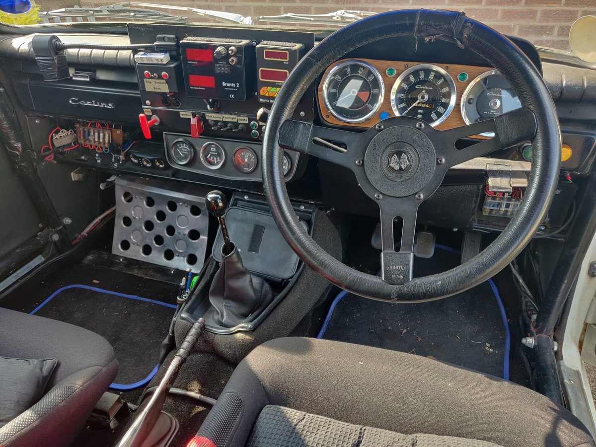 Cortina MK1 GT Rally Car For Sale (picture 6 of 6)