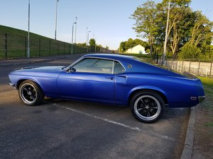 1969 69 ford mustang fastback For Sale