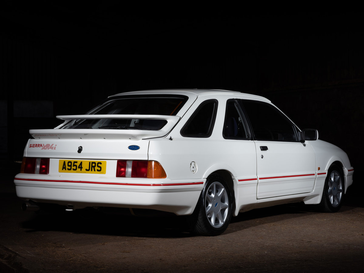 1983 Ford Sierra xr4i For Sale (picture 2 of 6)