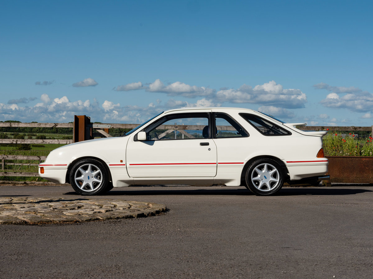 1983 Ford Sierra xr4i For Sale (picture 3 of 6)