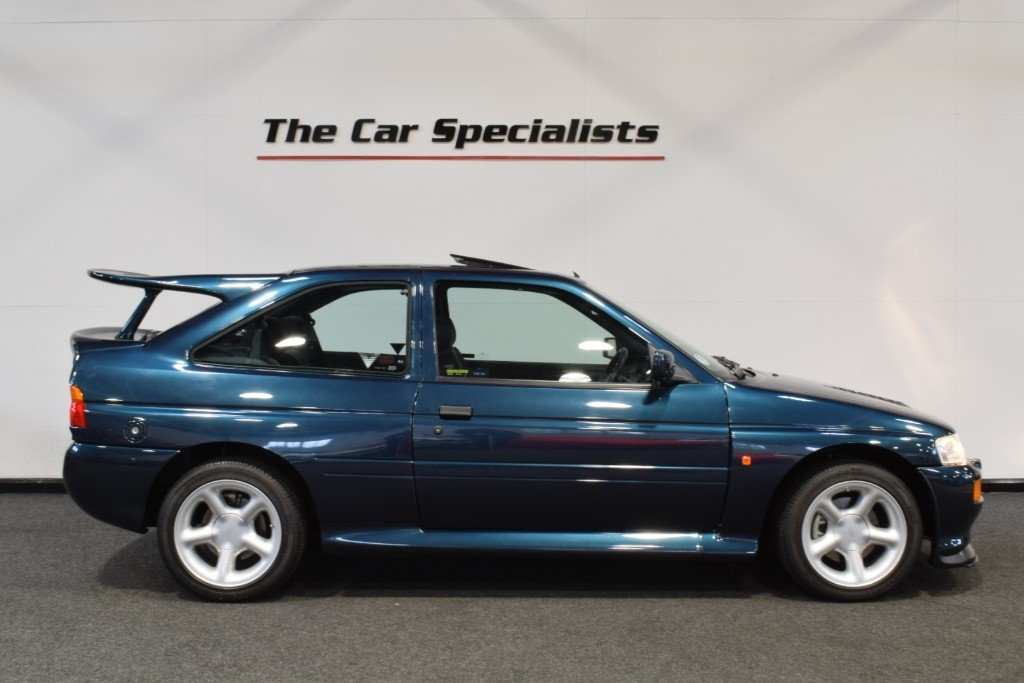 1993 Cosworth big turbo model *2589 miles* For Sale (picture 2 of 6)
