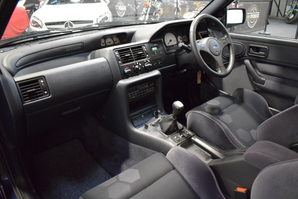 1993 Cosworth big turbo model *2589 miles* For Sale (picture 4 of 6)