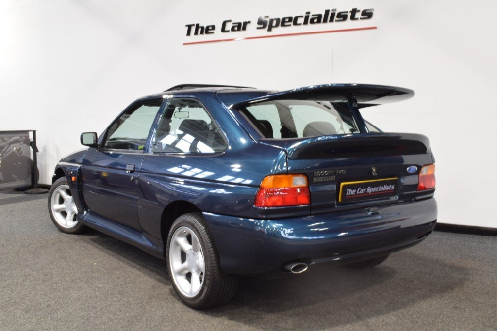 1993 Cosworth big turbo model *2589 miles* For Sale (picture 6 of 6)