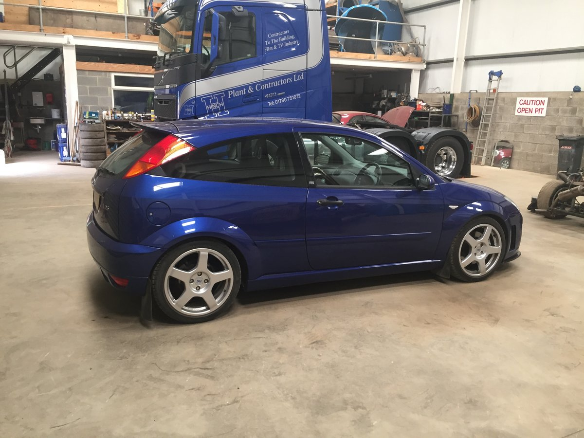 2003 FORD FOCUS RS MK1 SOLD (picture 2 of 5)