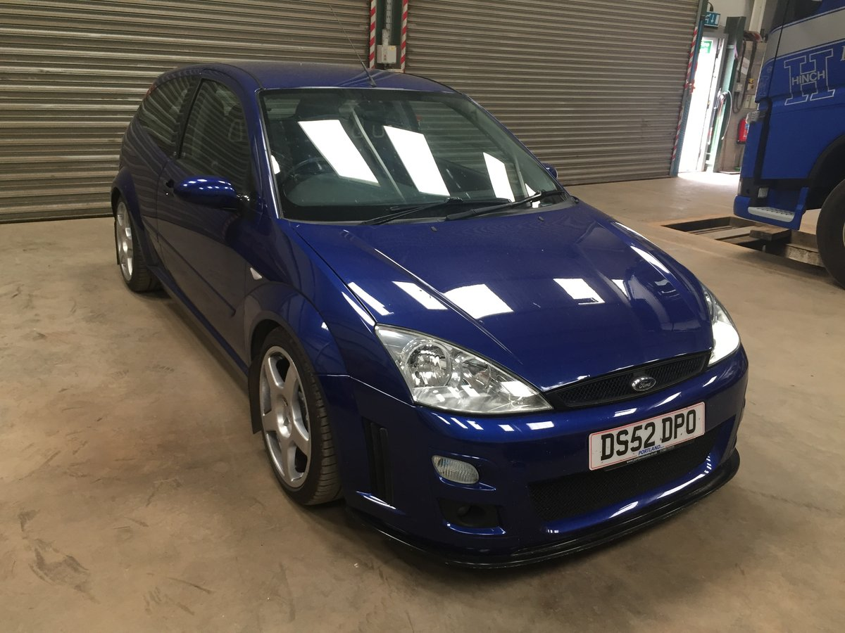 2003 FORD FOCUS RS MK1 SOLD (picture 4 of 5)