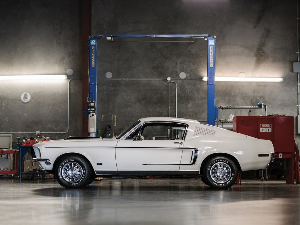 1968 Ford Mustang 428 Cobra Jet  For Sale by Auction (picture 5 of 6)