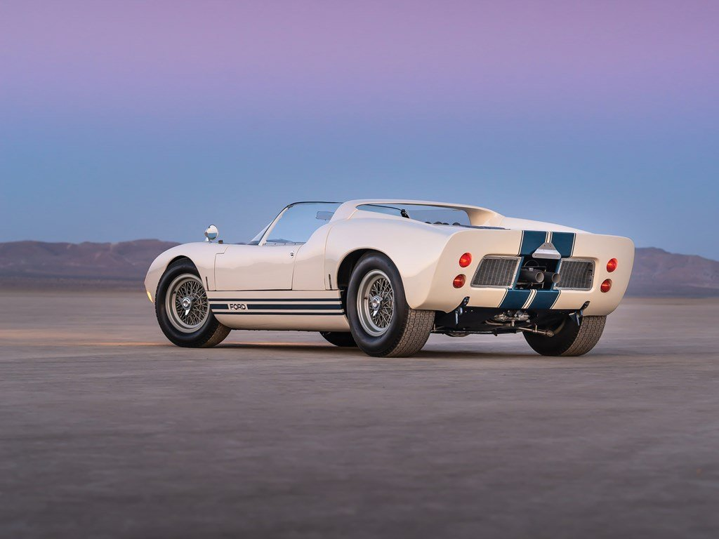 1965 Ford GT40 Roadster Prototype  For Sale by Auction (picture 2 of 6)
