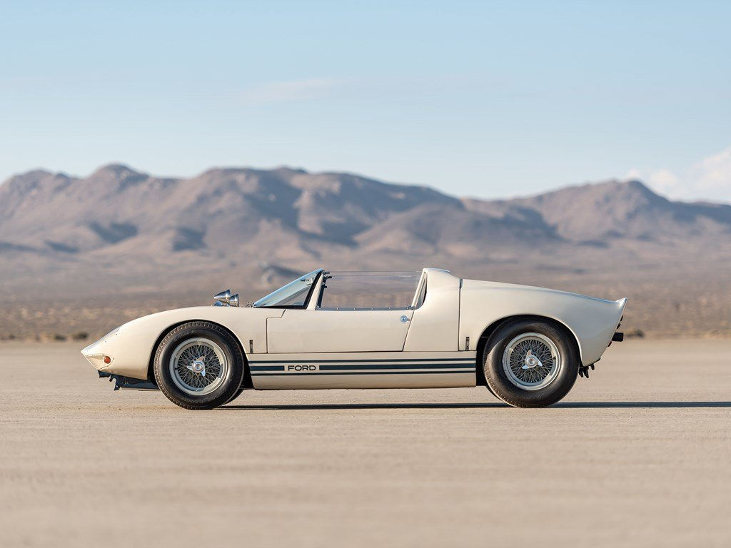 1965 Ford GT40 Roadster Prototype  For Sale by Auction (picture 5 of 6)