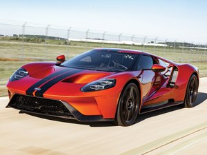 2017 Ford GT  For Sale by Auction
