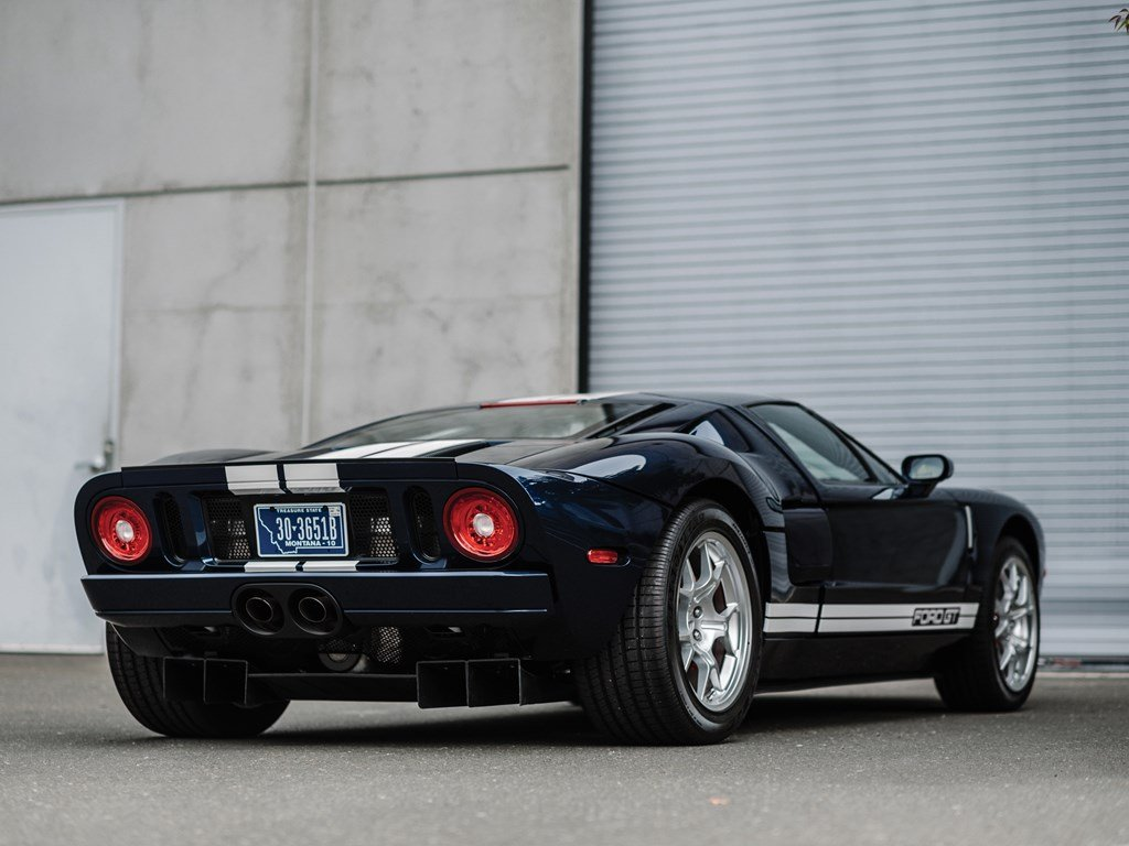 2005 Ford GT  For Sale by Auction (picture 2 of 6)