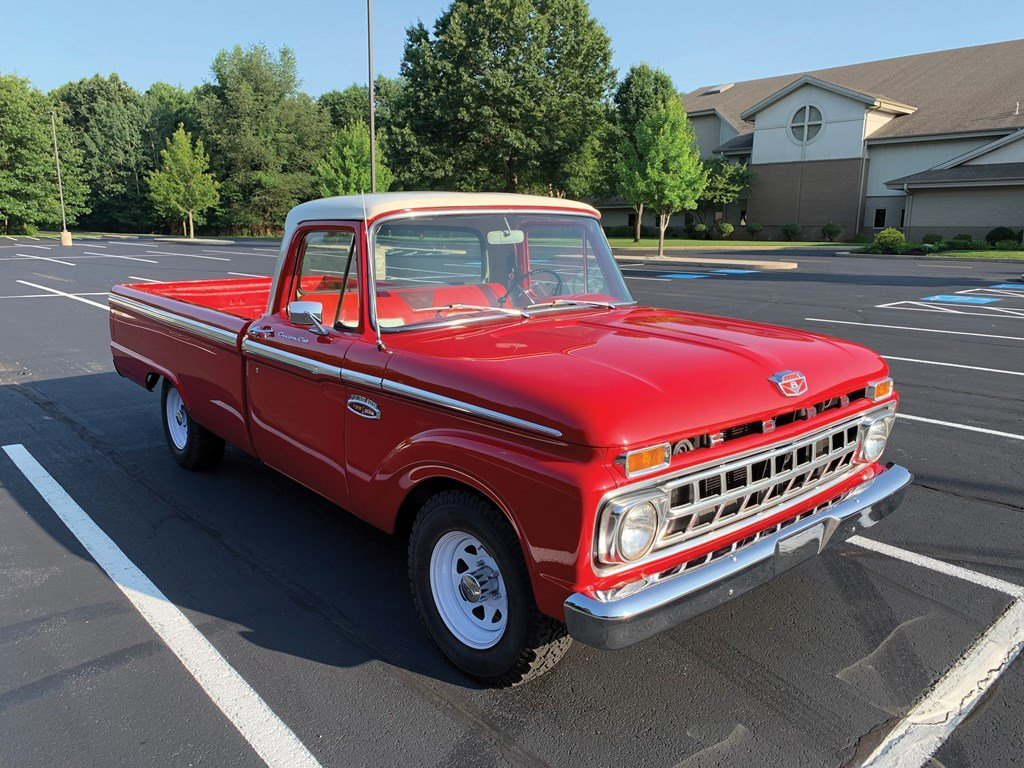1965 Ford F100 Pickup  For Sale by Auction (picture 1 of 6)