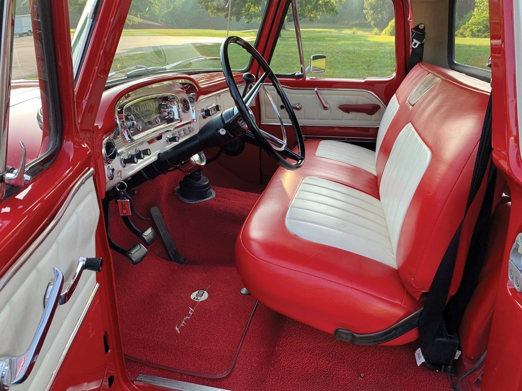 1965 Ford F100 Pickup  For Sale by Auction (picture 4 of 6)