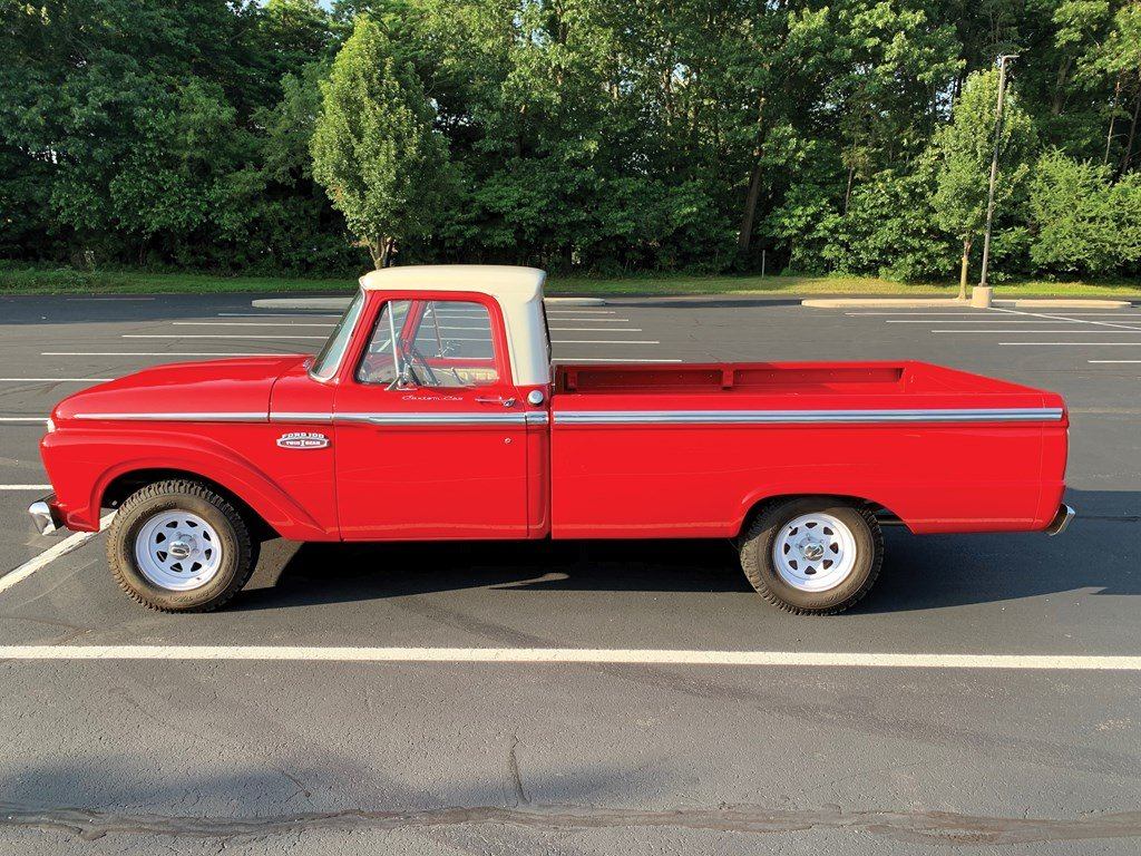 1965 Ford F100 Pickup  For Sale by Auction (picture 5 of 6)