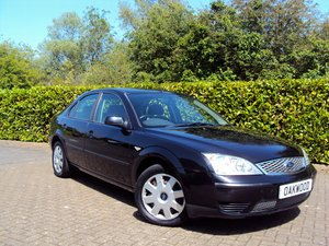 2006 A VERY RARE LOW MILEAGE AUTOMATIC FORD MONDEO ONLY 33K MILES For Sale
