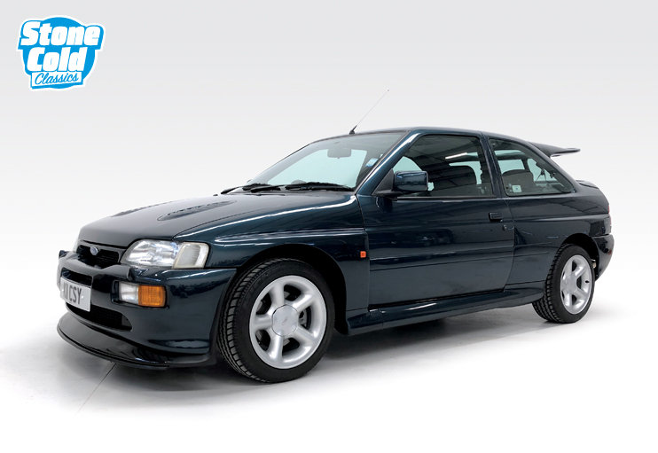 1994 Ford Escort RS Cosworth Lux DEPOSIT TAKEN SOLD (picture 1 of 10)