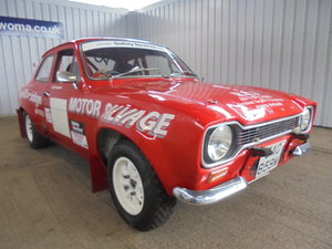 1974 *Ford Escort Mexico MK1 Rally Car Sale July 20th* For Sale by Auction