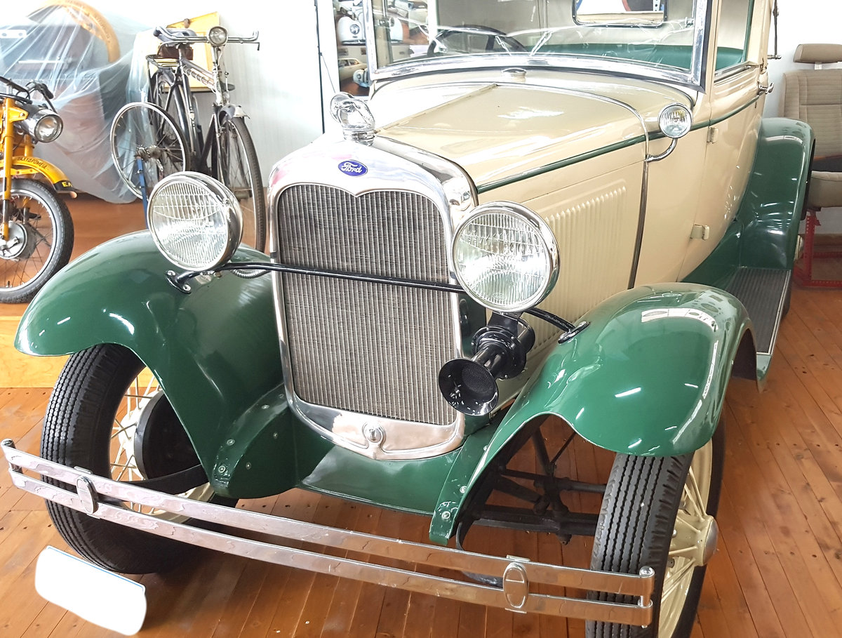 1935 Ford model A For Sale (picture 1 of 6)