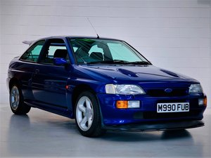 1995 Ford Escort Cosworth Motorsport  For Sale by Auction