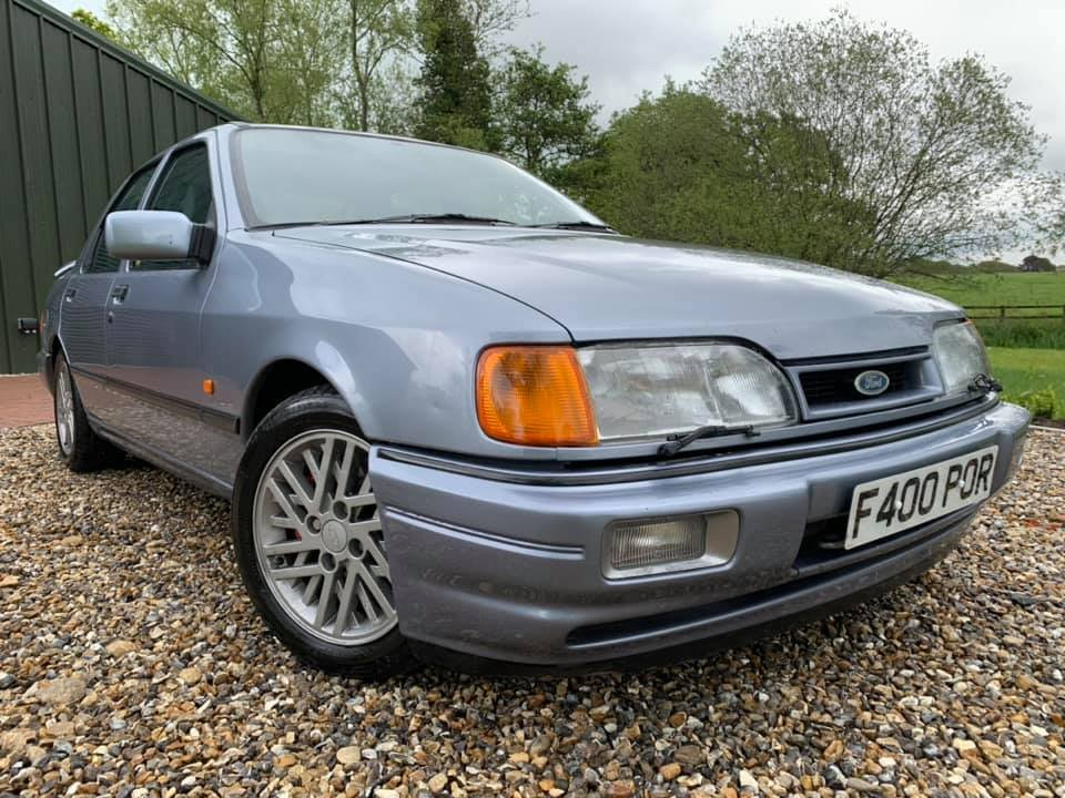1988 STUNNING  VERY  LOW  MILEAGE  LOW  OWNERSHIP  COSWORTH For Sale (picture 1 of 6)