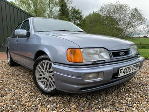 1988 STUNNING  VERY  LOW  MILEAGE  LOW  OWNERSHIP  COSWORTH For Sale