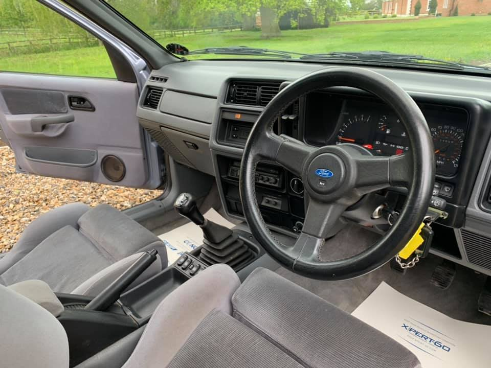 1988 STUNNING  VERY  LOW  MILEAGE  LOW  OWNERSHIP  COSWORTH For Sale (picture 6 of 6)