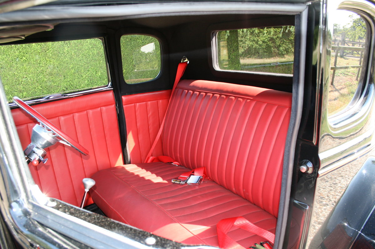 1930 Model A V8 Coupe Hot Rod RHD .SOLD,SOLD For Sale (picture 2 of 6)