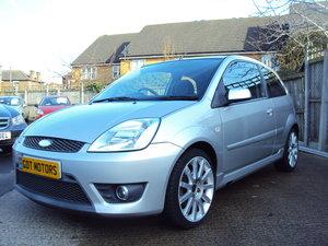 2005 Ford Fiesta ST Mk6 2.0L Petrol – LOW MILEAGE
