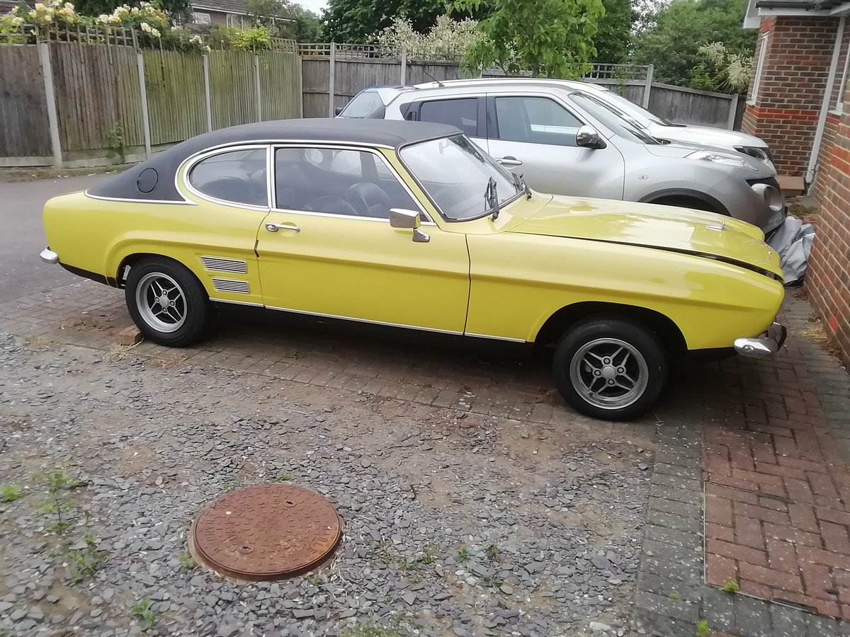 1972 Ford capri mark 1 2litre gt xlr For Sale (picture 1 of 6)
