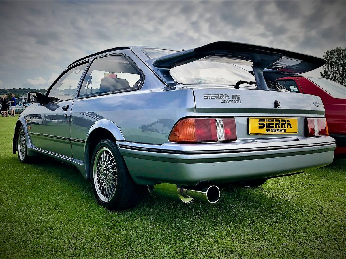 1986 Stunning RS Cosworth 3 door  For Sale (picture 1 of 6)