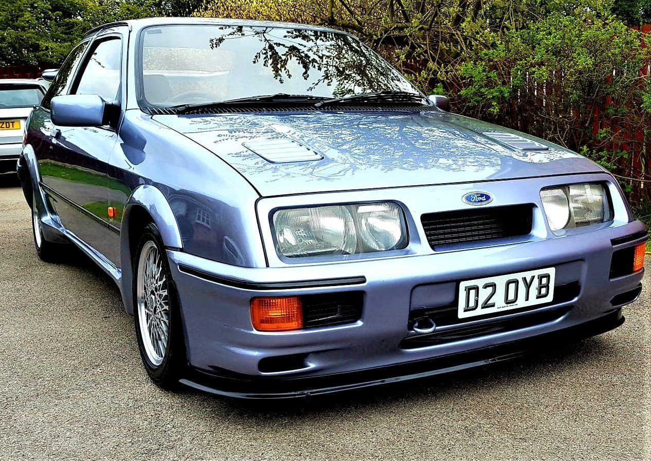 1986 Stunning RS Cosworth 3 door  For Sale (picture 2 of 6)