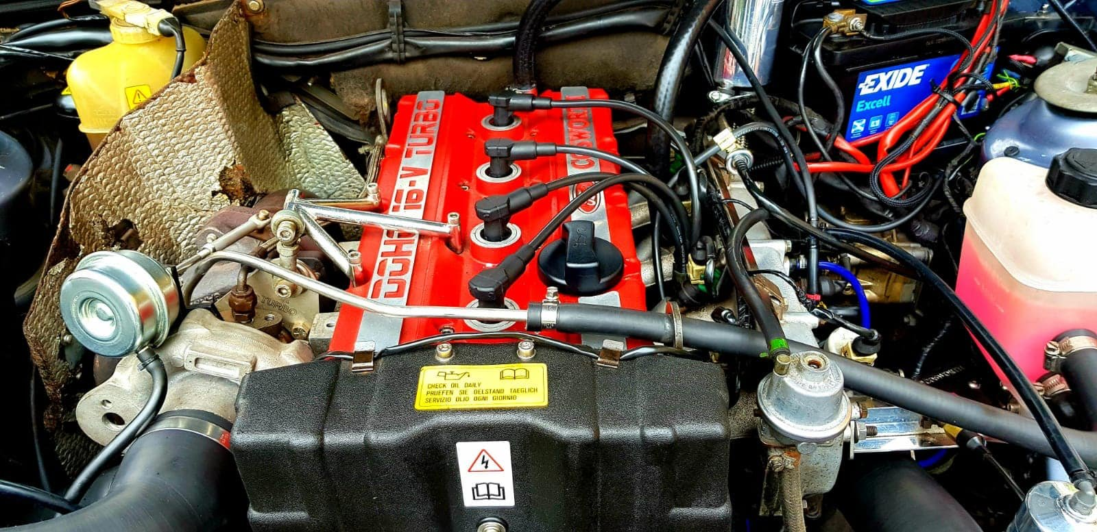 1986 Stunning RS Cosworth 3 door  For Sale (picture 3 of 6)
