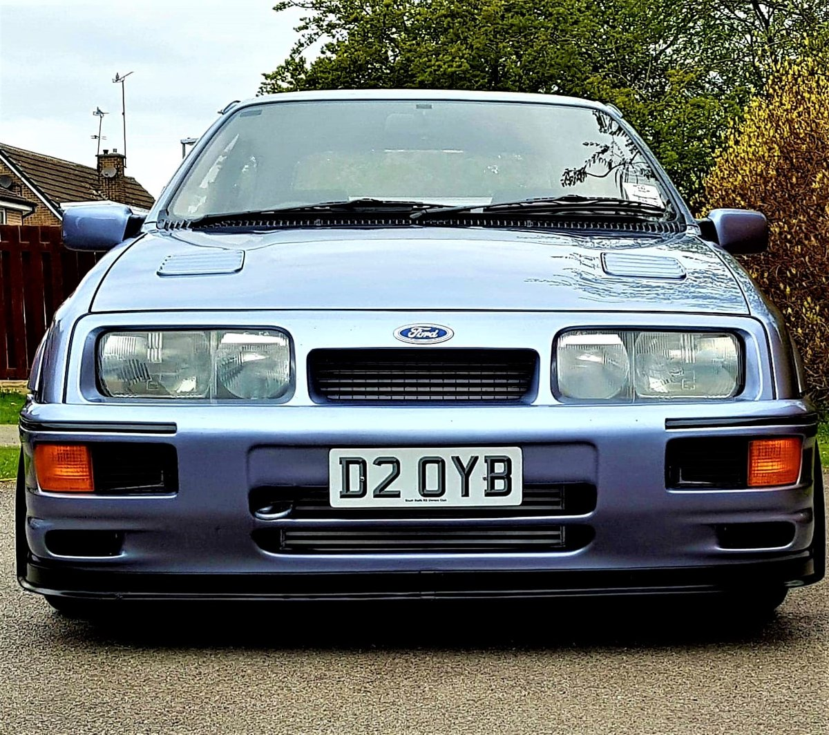 1986 Stunning RS Cosworth 3 door  For Sale (picture 4 of 6)