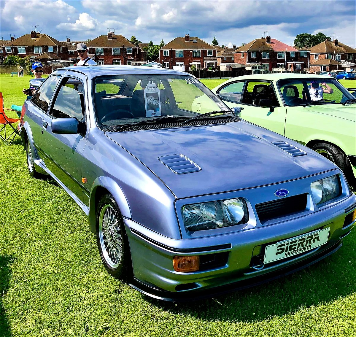 1986 Stunning RS Cosworth 3 door  For Sale (picture 5 of 6)