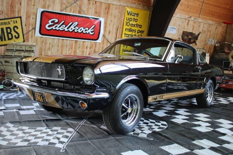1965 FORD Mustang  For Sale by Auction (picture 1 of 6)