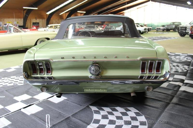 1968 FORD Mustang Cabriolet For Sale by Auction (picture 4 of 6)