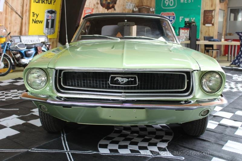 1968 FORD Mustang Cabriolet For Sale by Auction (picture 5 of 6)