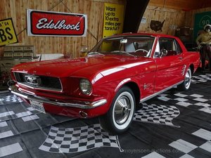 1966 FORD Mustang 6-Cylinder For Sale by Auction