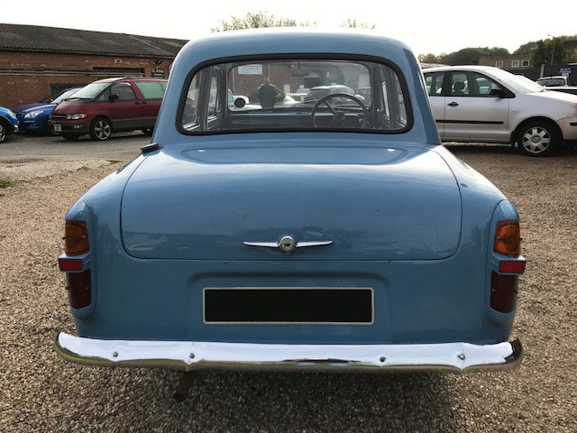 1961 Ford Prefect Saloon SOLD (picture 2 of 6)