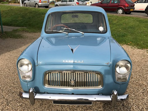 1961 Ford Prefect Saloon SOLD (picture 3 of 6)