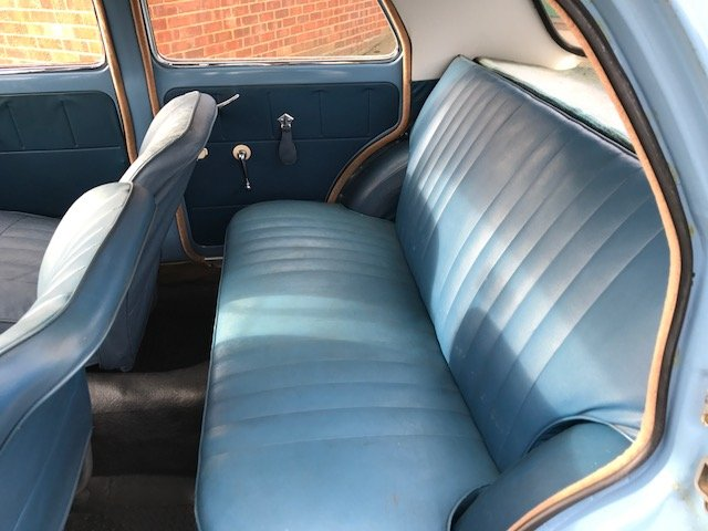 1961 Ford Prefect Saloon SOLD (picture 5 of 6)