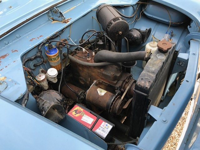1961 Ford Prefect Saloon For Sale (picture 6 of 6)